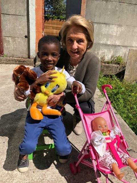 Opération du cœur d'un enfant – Mécénat Chirurgie Cardiaque, Paris
