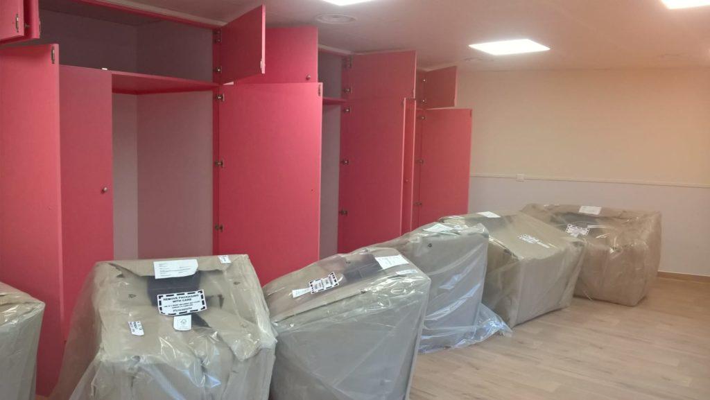 Mobilier pour nouveaux locaux – IME La Villa d'Avray, Ville d'Avray